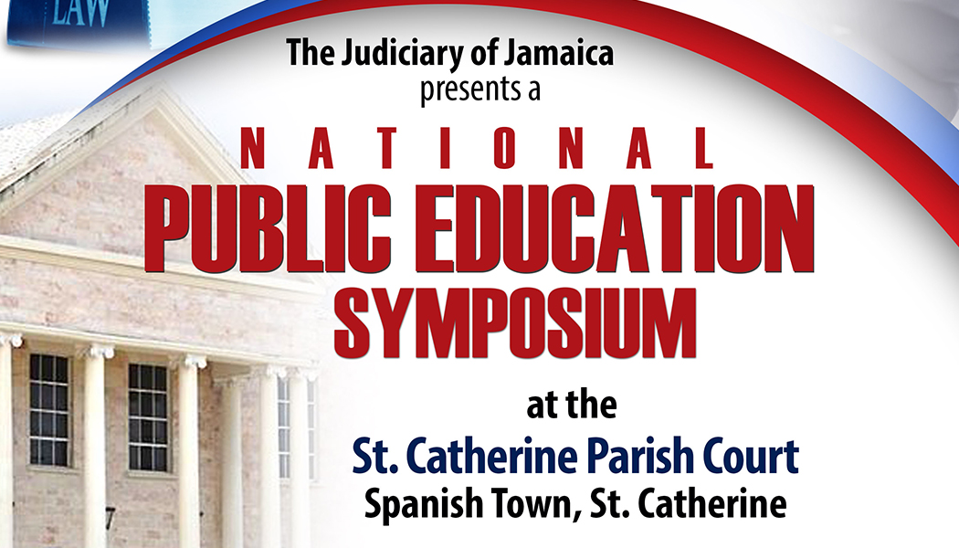 Public Education Day flyer - Spanish Town